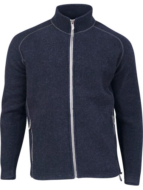 Ivanhoe of Sweden Danny Full Zip Jacket Men light navy